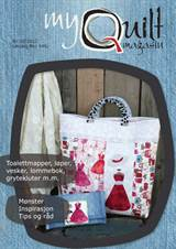 02/2012 myQuilt magasin - Outside Europe